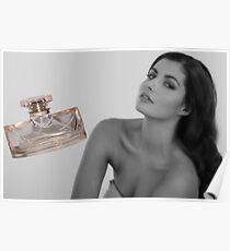 Parfume advertising Poster