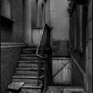 North Terrace Decay by Gavin Kerslake