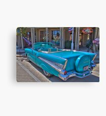 Chevy Bel-Air Convertible Canvas Print