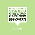 "WALKITOFF ""Every Journey."" by Nathan Benger"