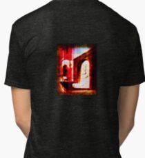 demonic doorway Tri-blend T-Shirt