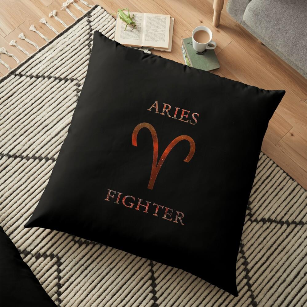 ARIES FIGHTER Bodenkissen