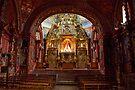Quito Church by Walter Quirtmair