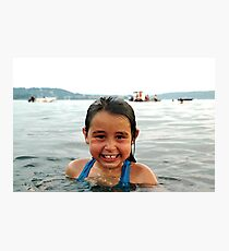 Happiness is ... Photographic Print