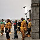 Lifeboat Crew by Paul  Eden