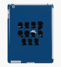 Eleven Doctors iPad Case/Skin