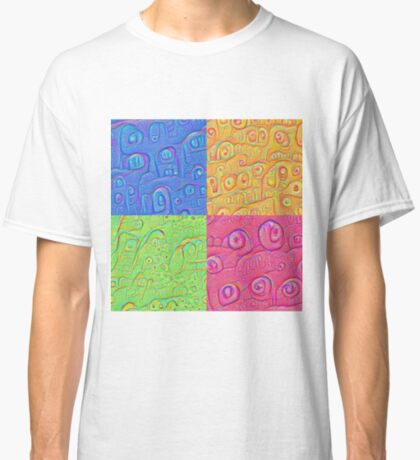 Deep Dreaming of a Color World 3K Classic T-Shirt