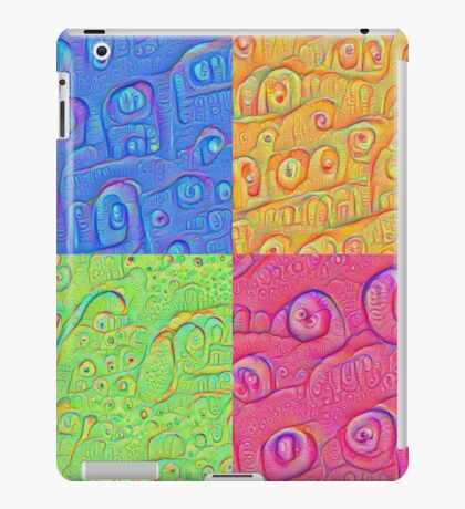Deep Dreaming of a Color World 3K iPad Case/Skin