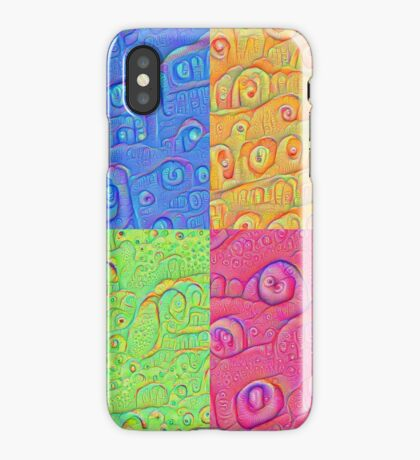 Deep Dreaming of a Color World 3K iPhone Case
