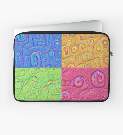 Deep Dreaming of a Color World 3K Laptop Sleeve
