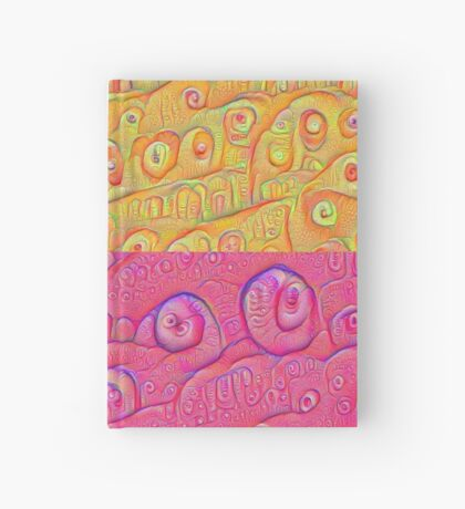 Deep Dreaming of a Color World 3K Hardcover Journal