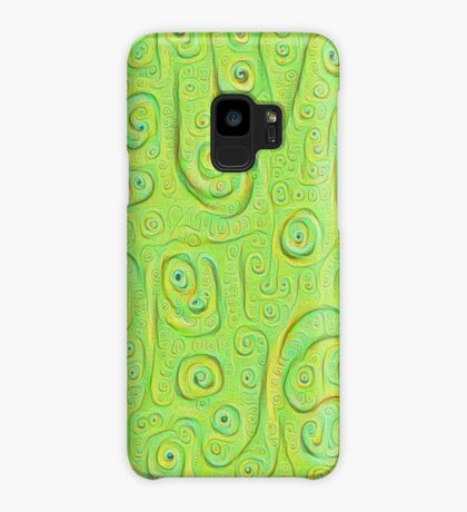 Deep Dreaming of a Green World 4K Case/Skin for Samsung Galaxy