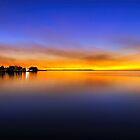 Blauer Himmel von Peter Doré