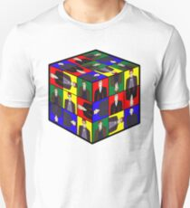 The Doctor's Cube T-Shirt