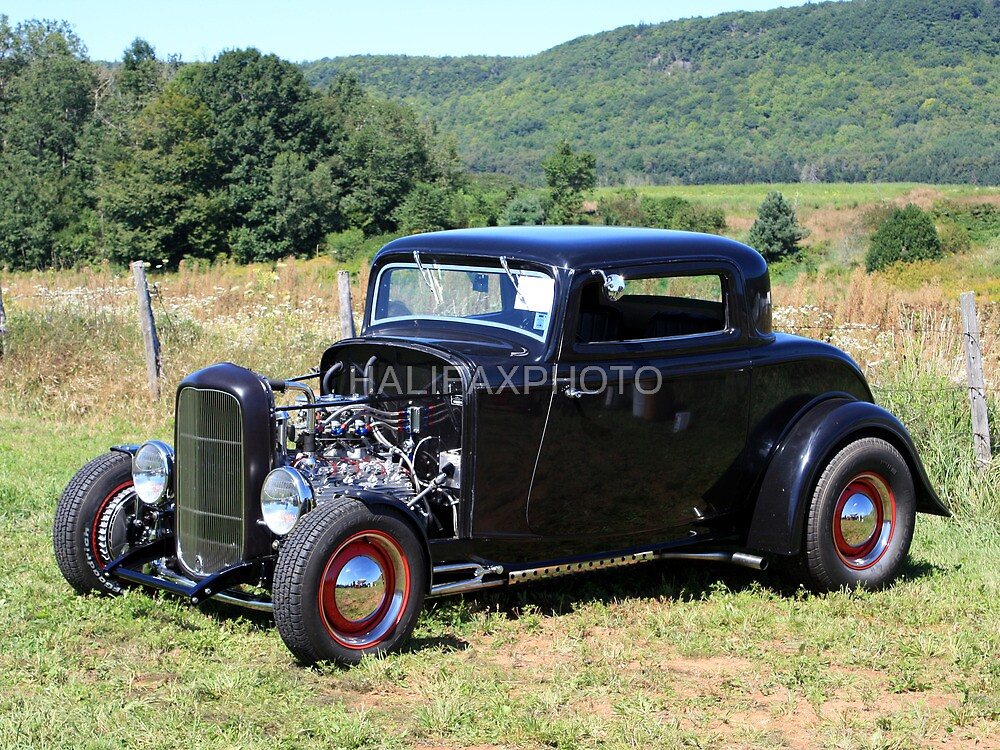 Hot Rod  by HALIFAXPHOTO