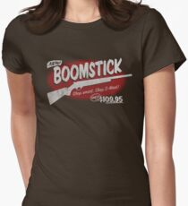 all new BOOMSTICK! Women's Fitted T-Shirt