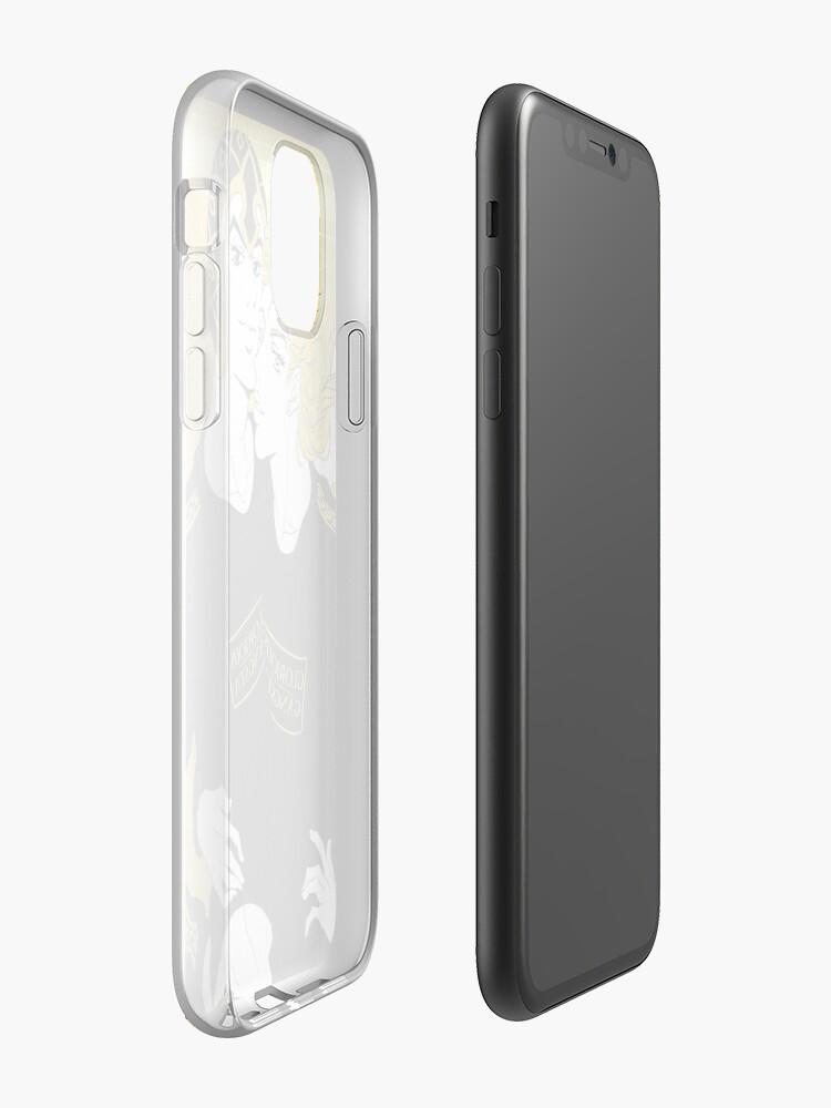 """Glorious GangStar"" iPhone-Hülle & Cover von HinaTheBlue"