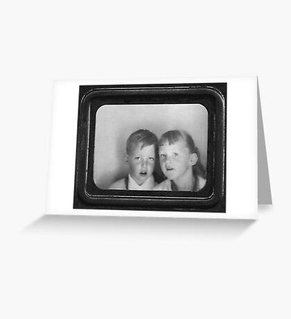 My Sister & Me Greeting Card