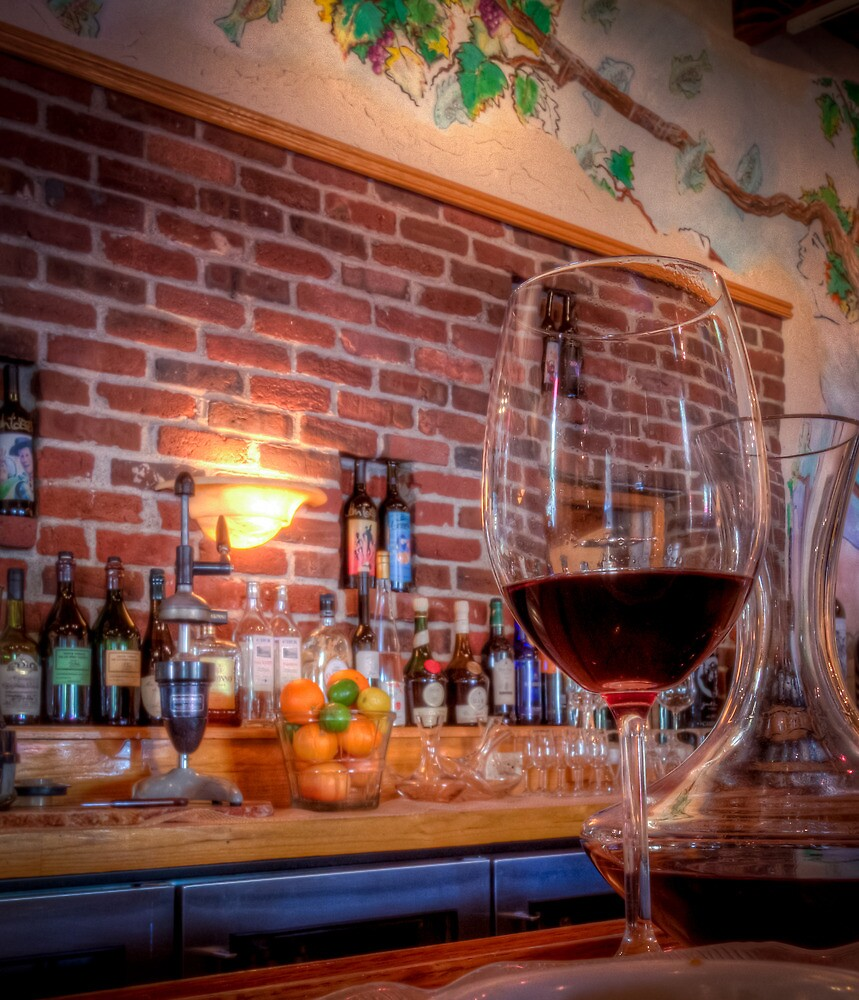 Valentine's Day in Sonoma by Don Claybrook