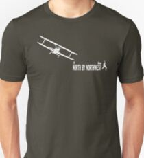 North by Northwest (white) T-Shirt