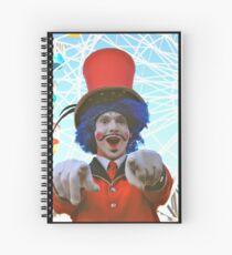 make sure you have fun!  luna park, sydney, australia Spiral Notebook