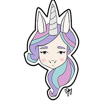 Unicorn by charmanderjoy