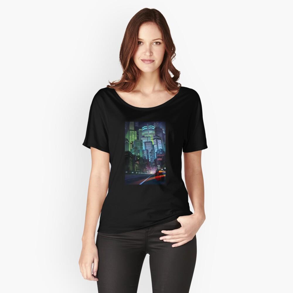 Akira - Neo-Tokio Loose Fit T-Shirt