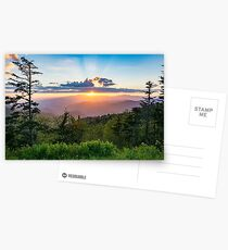 Waterrock Knob II Postcards