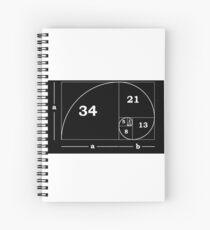 #Golden #Ratio #GoldenRatio #Design Ideas Fibonacci Spiral = 1.6180339887498948420 Spiral Notebook