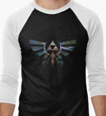 Triforce Men's Baseball ¾ T-Shirt