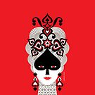 Queen of Spades by balbusso-twins