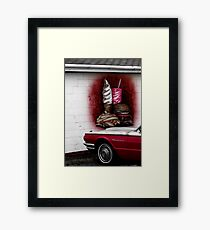 American Classics Framed Print