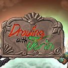 Drawing With Jerin Title Card by JerinDrawing