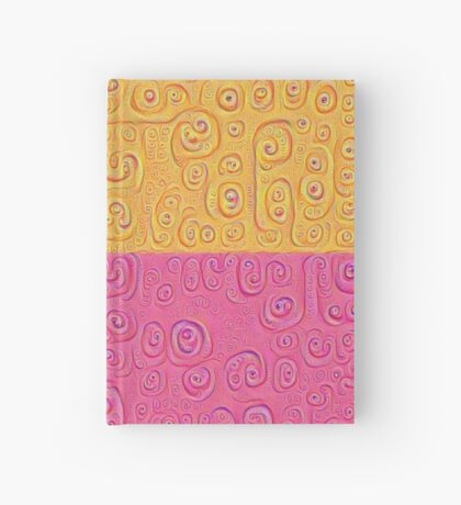 Deep Dreaming of a Color World 4K Saturation Hardcover Journal