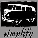 simplify by davepockett