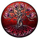Heart Tree by JerinDrawing