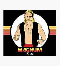 Magnum T.A. Photographic Print