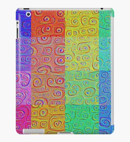 Deep Dreaming of a Color World 2 iPad Case/Skin