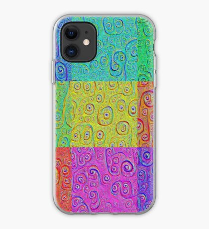 Deep Dreaming of a Color World 2K iPhone Case