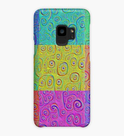 Deep Dreaming of a Color World 2K Case/Skin for Samsung Galaxy