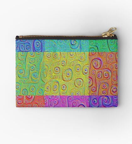 Deep Dreaming of a Color World 2K Studio Pouch