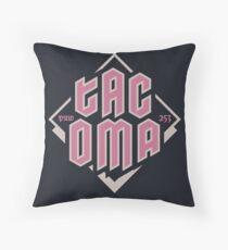 Tacoma Throw Pillow