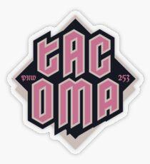 Tacoma Transparent Sticker