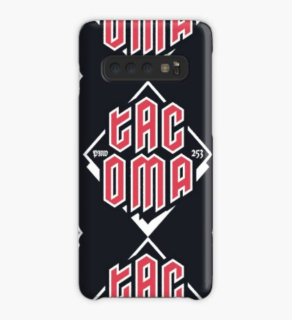 Tacoma but in red Case/Skin for Samsung Galaxy