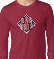 Tacoma but in red Long Sleeve T-Shirt