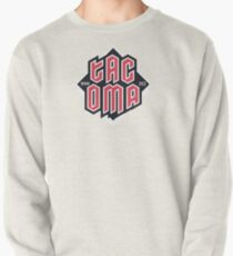 Tacoma but in red Pullover Sweatshirt