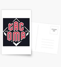 Tacoma but in red Postcards