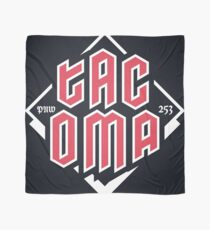 Tacoma but in red Scarf