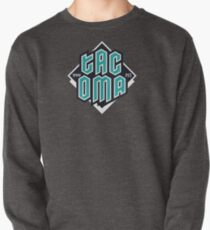 Copy of Tacoma but in teal! Pullover Sweatshirt