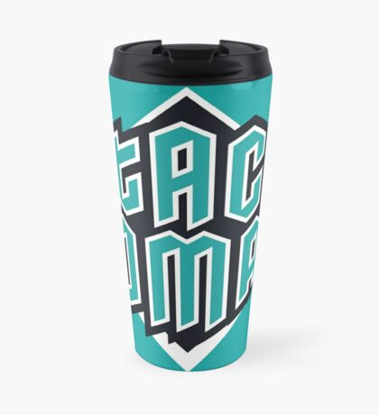 Copy of Tacoma but in teal! Travel Mug
